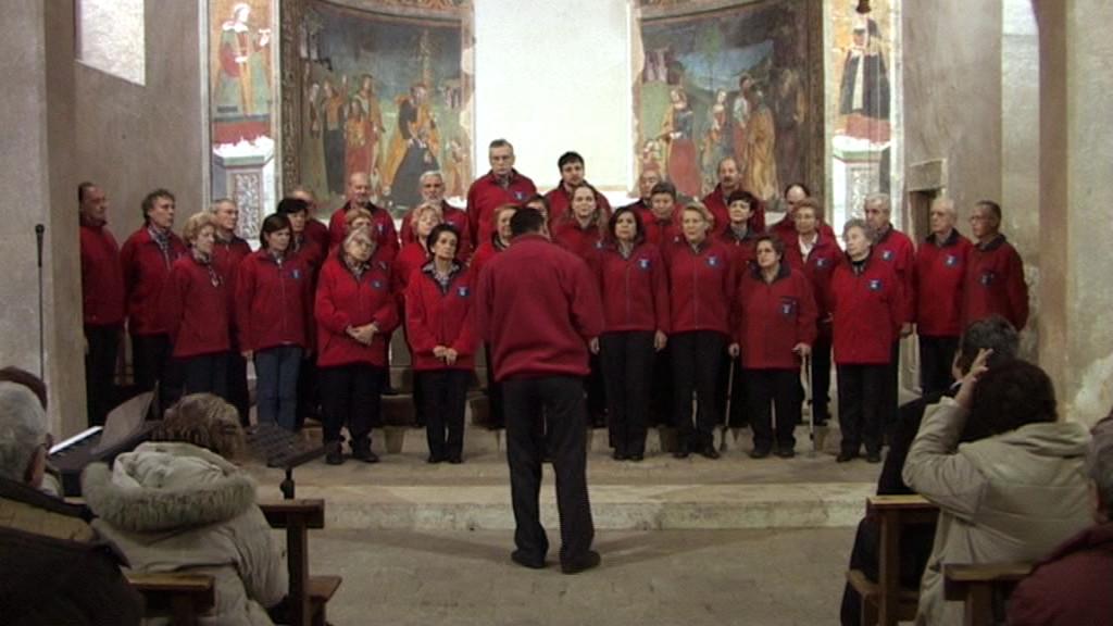 Coro del C.A.I. Club Alpino Italiano Sezione di Roma