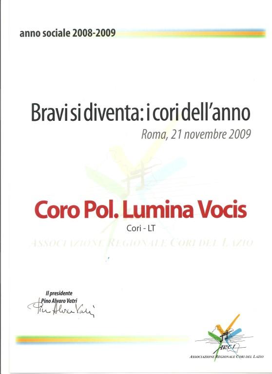 riconoscimento 2009 001
