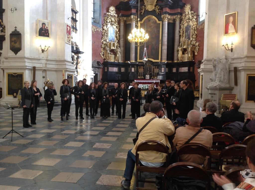 Coro a Cracovia 3
